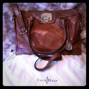 Vintage Cole Haan handbag (authentic)